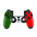 DecalGirl Sony PS4 Controller Skin - Italian Flag (Skin Only)
