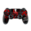 DecalGirl Sony PS4 Controller Skin - Keep Calm - Zombie (Skin Only)