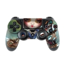 DecalGirl PS4C-KIRINBAKE Sony PS4 Controller Skin - Kirin and Bakeneko (Skin Only)