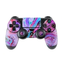 DecalGirl PS4C-MARBLEDLUSTRE Sony PS4 Controller Skin - Marbled Lustre (Skin Only)