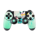 DecalGirl PS4C-MERKITLEI Sony PS4 Controller Skin - Merkitten with Lei (Skin Only)