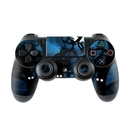 DecalGirl PS4C-MIDFOREST Sony PS4 Controller Skin - Midnight Forest (Skin Only)