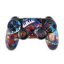 DecalGirl PS4C-MMADNESS Sony PS4 Controller Skin - Music Madness (Skin Only)