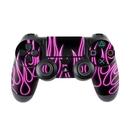 DecalGirl PS4C-NFLAMES-PNK Sony PS4 Controller Skin - Pink Neon Flames (Skin Only)