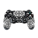 DecalGirl PS4C-NOIR Sony PS4 Controller Skin - Noir (Skin Only)