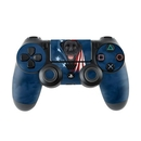 DecalGirl PS4C-PATLAB Sony PS4 Controller Skin - Patriotic Lab (Skin Only)