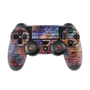 DecalGirl PS4C-PBRICK Sony PS4 Controller Skin - Painted Brick (Skin Only)