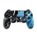 DecalGirl PS4C-PCSKY Sony PS4 Controller Skin - Peacock Sky (Skin Only)