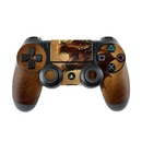 DecalGirl PS4C-REDDRGN Sony PS4 Controller Skin - Red Dragon (Skin Only)