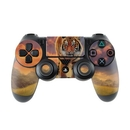 DecalGirl PS4C-RISINGTIGER Sony PS4 Controller Skin - Rising Tiger (Skin Only)