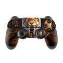 DecalGirl PS4C-SABERTOOTH Sony PS4 Controller Skin - Sabertooth (Skin Only)