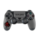 DecalGirl PS4C-SFLT-GREY Sony PS4 Controller Skin - SOFLETE Grey Logo (Skin Only)