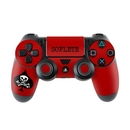 DecalGirl PS4C-SFLT-RED Sony PS4 Controller Skin - SOFLETE Red Logo (Skin Only)