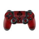 DecalGirl PS4C-SFLT-SPADER Sony PS4 Controller Skin - SOFLETE Suck Less Spade Red (Skin Only)