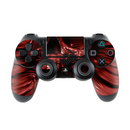 DecalGirl Sony PS4 Controller Skin - Skull Blood (Skin Only)