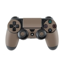 DecalGirl PS4C-SS-FDE Sony PS4 Controller Skin - Solid State Flat Dark Earth (Skin Only)