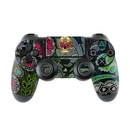 DecalGirl PS4C-SUGSKLPAIS Sony PS4 Controller Skin - Sugar Skull Paisley (Skin Only)