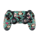 DecalGirl PS4C-TATDOGS Sony PS4 Controller Skin - Tattoo Dogs (Skin Only)
