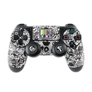 DecalGirl PS4C-TVKILLS Sony PS4 Controller Skin - TV Kills Everything (Skin Only)