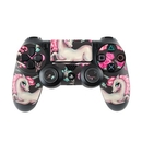 DecalGirl PS4C-UNIROSECHAR Sony PS4 Controller Skin - Unicorns and Roses (Skin Only)