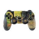 DecalGirl PS4C-VG-CAFETERRACE-NIGHT Sony PS4 Controller Skin - Cafe Terrace At Night (Skin Only)
