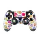 DecalGirl PS4C-WATERCOLORDOTS Sony PS4 Controller Skin - Watercolor Dots (Skin Only)