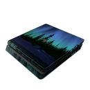 DecalGirl PS4S-AURORA Sony PS4 Slim Skin - Aurora (Skin Only)