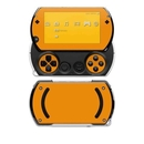 DecalGirl PSPG-SS-ORN PSP Go Skin - Solid State Orange (Skin Only)