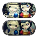 DecalGirl PSV2-ALCSNW Sony PS Vita 2000 Skin - Alice & Snow White (Skin Only)