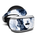 DecalGirl PSVR-BLUEBLOOMS Sony Playstation VR Skin - Blue Blooms (Skin Only)