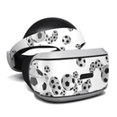 DecalGirl PSVR-LOSBALLS Sony Playstation VR Skin - Lots of Soccer Balls (Skin Only)