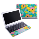 DecalGirl Samsung 11-6 Chromebook Skin - Blossoms (Skin Only)