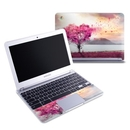 DecalGirl SCB1-LOVETREE Samsung 11-6 Chromebook Skin - Love Tree (Skin Only)
