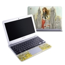 DecalGirl SCB1-SIGHTSNY Samsung 11-6 Chromebook Skin - The Sights New York (Skin Only)