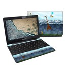 DecalGirl SCB3-ATCLOUDS Samsung Chromebook 3 Skin - Above The Clouds (Skin Only)
