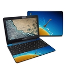 DecalGirl SCB3-LEARNFLY Samsung Chromebook 3 Skin - Learn to Fly (Skin Only)