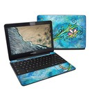 DecalGirl SCB3-SOULFLOW Samsung Chromebook 3 Skin - Soul Flow (Skin Only)