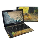 DecalGirl SCB3-VG-CAFETERRACE-NIGHT Samsung Chromebook 3 Skin - Cafe Terrace At Night (Skin Only)
