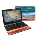 DecalGirl SCB3-WFALL Samsung Chromebook 3 Skin - Waterfall (Skin Only)
