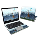 DecalGirl SCBPL-ATCLOUDS Samsung Chromebook Plus Skin - Above The Clouds (Skin Only)