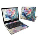 DecalGirl SCBPL-COSFLWR Samsung Chromebook Plus Skin - Cosmic Flower (Skin Only)