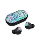 DecalGirl SGB-PASTELTRIANGLE Samsung Galaxy Buds Skin - Pastel Triangle (Skin Only)