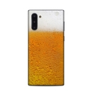 DecalGirl SGN10-ALE Samsung Galaxy Note 10 Skin - Beer Bubbles (Skin Only)