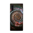 DecalGirl SGN10-AMMGALAXY Samsung Galaxy Note 10 Skin - Ammonite Galaxy (Skin Only)