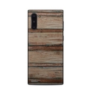 DecalGirl SGN10-BDWOOD Samsung Galaxy Note 10 Skin - Boardwalk Wood (Skin Only)