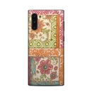 DecalGirl SGN10-IKATF Samsung Galaxy Note 10 Skin - Ikat Floral (Skin Only)