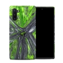 DecalGirl SGN10HC-ABST-GRN Samsung Galaxy Note 10 Hybrid Case - Emerald Abstract