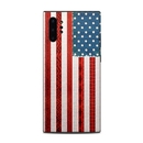DecalGirl SGN10P-AMTRIBE Samsung Galaxy Note 10 Plus Skin - American Tribe (Skin Only)