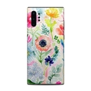 DecalGirl SGN10P-LOOSEFLOWERS Samsung Galaxy Note 10 Plus Skin - Loose Flowers (Skin Only)
