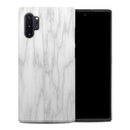 DecalGirl SGN10PHC-BIANCO-MARBLE Samsung Galaxy Note 10 Plus Hybrid Case - Bianco Marble